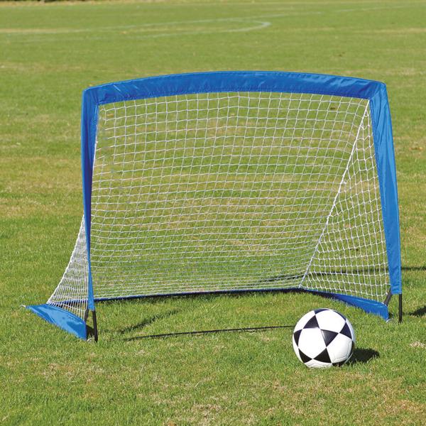 【送料無料】トーエイライト ポップアップサッカーゴール2 TOEILIGHT B6359 サッカー、フットサル 設備、備品 サッカーゴール
