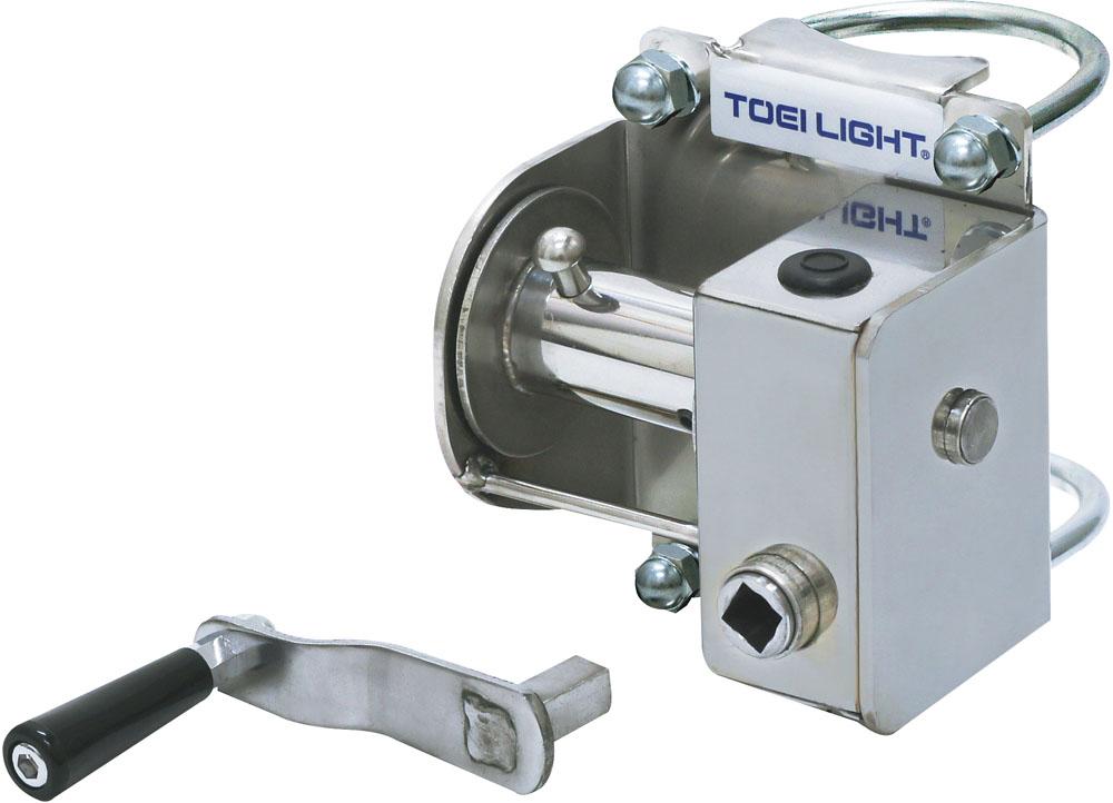 【送料無料】トーエイライト ステンレスネット巻D(凹型) TOEILIGHT B5994 バレーボール 設備、備品