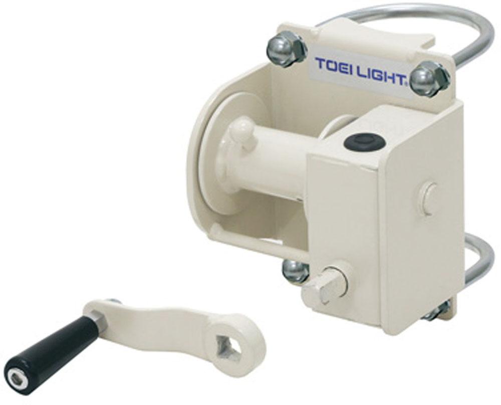 【送料無料】トーエイライト スチールネット巻D(凸型) TOEILIGHT B5997 バレーボール 設備、備品