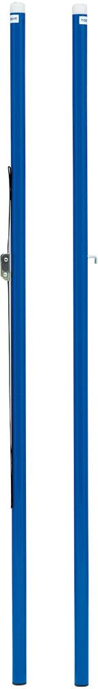 【送料無料】トーエイライト バドミントン支柱 ベルト式(検) 床下15cm TOEILIGHT B6301A バドミントン 設備、備品