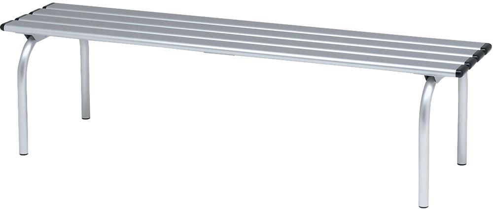 【送料無料】トーエイライト スポーツアルミベンチ SS150 TOEILIGHT B6251