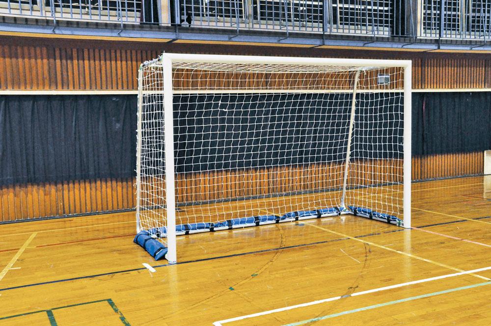 【送料無料】トーエイライト サッカーゴール アルミフットサルゴール D80 TOEILIGHT B6287