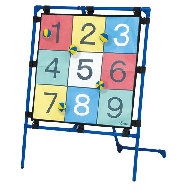 【送料無料】トーエイライト ターゲットゲーム 90B TOEILIGHT B3916 体育器具、用品 その他体育器具