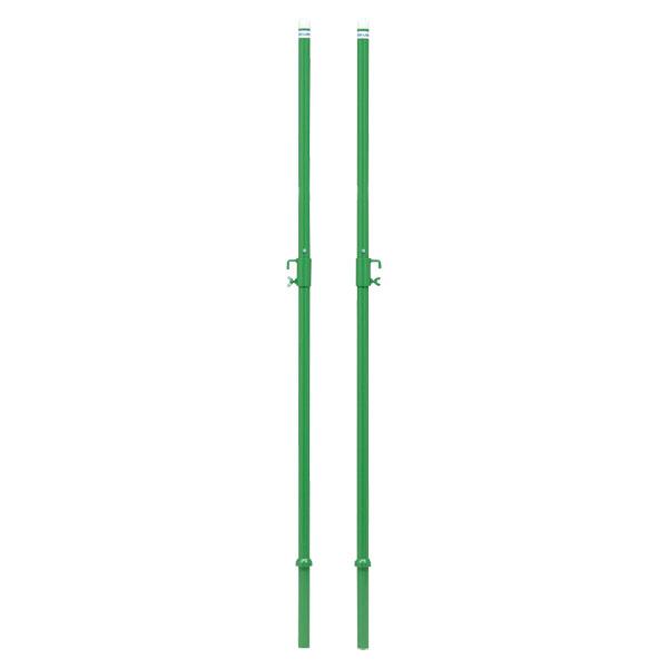 【送料無料】トーエイライト バドミントン支柱 TJ34 TOEILIGHT B3387 バドミントン 設備、備品