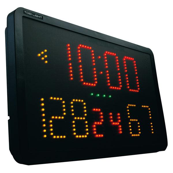 【送料無料】トーエイライト デジタルスポーツカウンター TOEILIGHT B4001 体育器具、用品 測定器 その他体力測定器