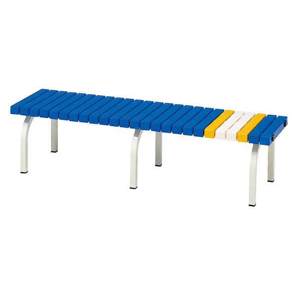 【送料無料】トーエイライト ホームベンチ 150 青 ブルー TOEILIGHT G1383B 体育器具、用品 その他体育器具