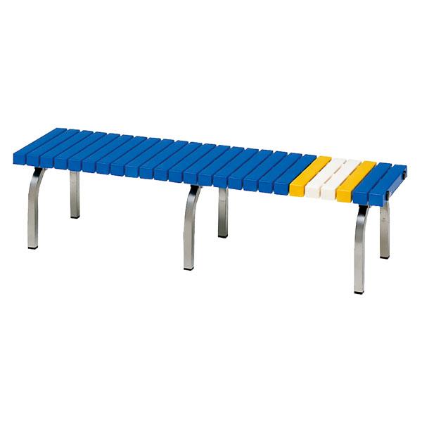 【送料無料】トーエイライト ホームステンレスベンチ 150 青 ブルー TOEILIGHT G1387B 体育器具、用品 その他体育器具
