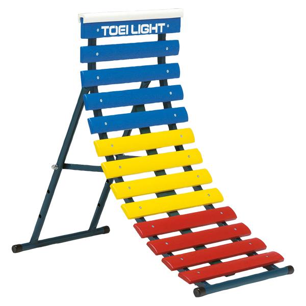 【送料無料】トーエイライト 小型鉄棒逆上がり補助板 TOEILIGHT T2174 体育器具、用品 鉄棒