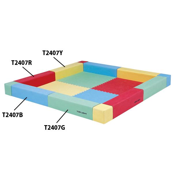 【送料無料】トーエイライト プレイランドブロック 青 ブルー TOEILIGHT T2407B