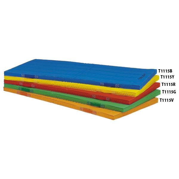 【送料無料】トーエイライト エコカラーノンスリップマット(青) ブルー TOEILIGHT T1115B 体育器具、用品 体育マット、シート