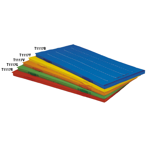 トーエイライト エコカラー連結式マット(青) ブルー TOEILIGHT T1117B