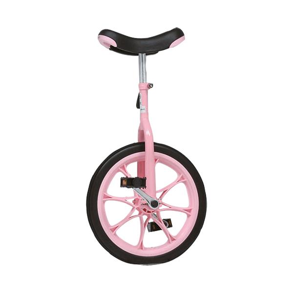 【送料無料】トーエイライト ノーパンク一輪車16(ピンク) ピンク TOEILIGHT T1160P 体育器具、用品 その他体育器具