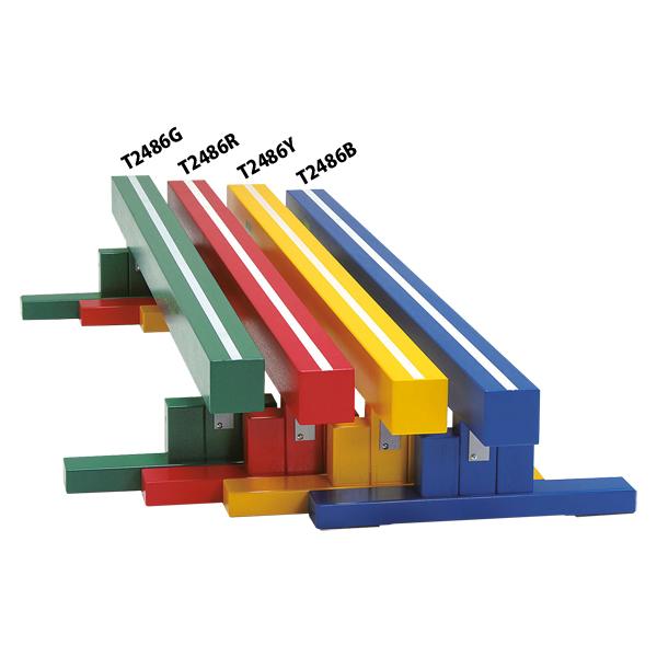 【送料無料】トーエイライト 平均台360 緑 グリーン TOEILIGHT T2486G 体育器具、用品 平均台