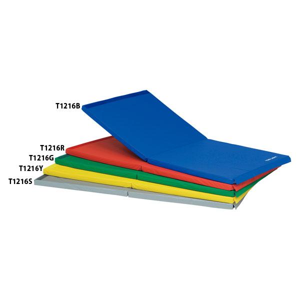 【送料無料】トーエイライト スポーツ軽量連結マットF(緑) グリーン TOEILIGHT T1216G 体育器具、用品 体育マット、シート