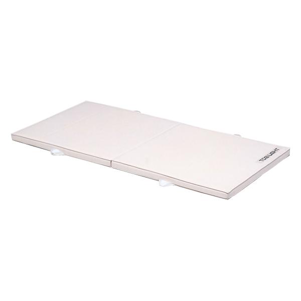 トーエイライト 二つ折りソフトノンスリップマット 120×240×5.5cm(F) TOEILIGHT T1247