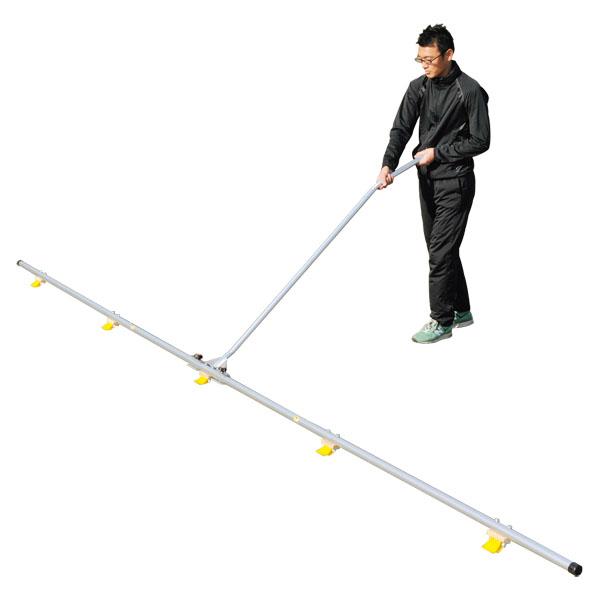 【送料無料】トーエイライト グランドブラシライナー コース幅1.1m TOEILIGHT G2038A 体育器具、用品 その他体育器具
