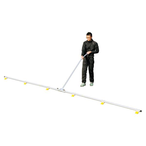 【送料無料】トーエイライト グランドブラシライナー コース幅1.0m TOEILIGHT G2038B 体育器具、用品 その他体育器具