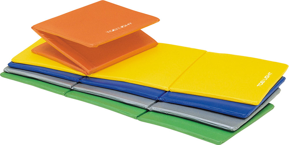 【送料無料】トーエイライト エクササイズマットF180(オレンジ) オレンジ TOEILIGHT H7477V 体育器具、用品 体育マット、シート
