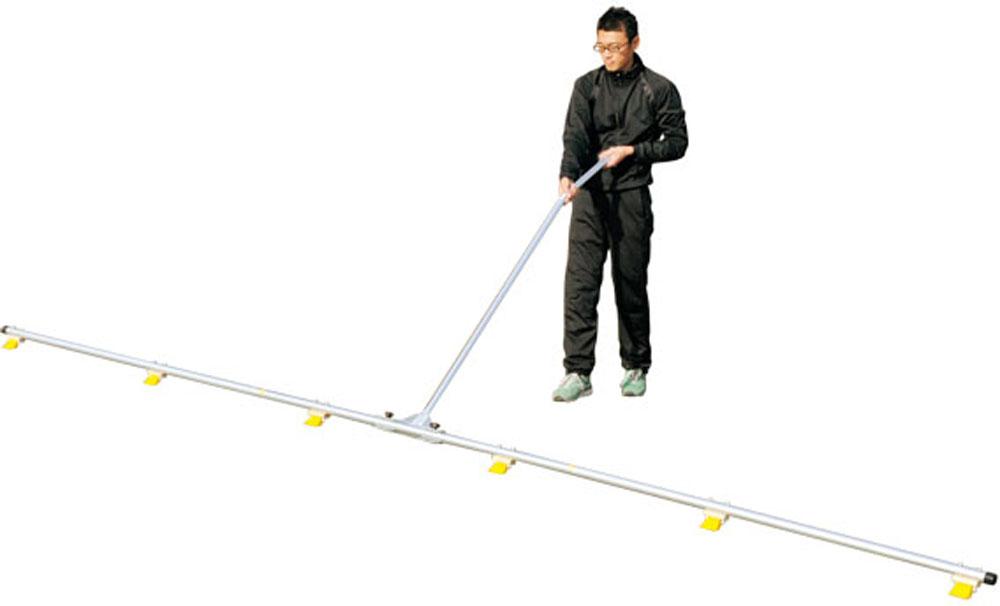 【送料無料】トーエイライト グランドブラシライナー コース幅1.2m TOEILIGHT G2038C 体育器具、用品 その他体育器具