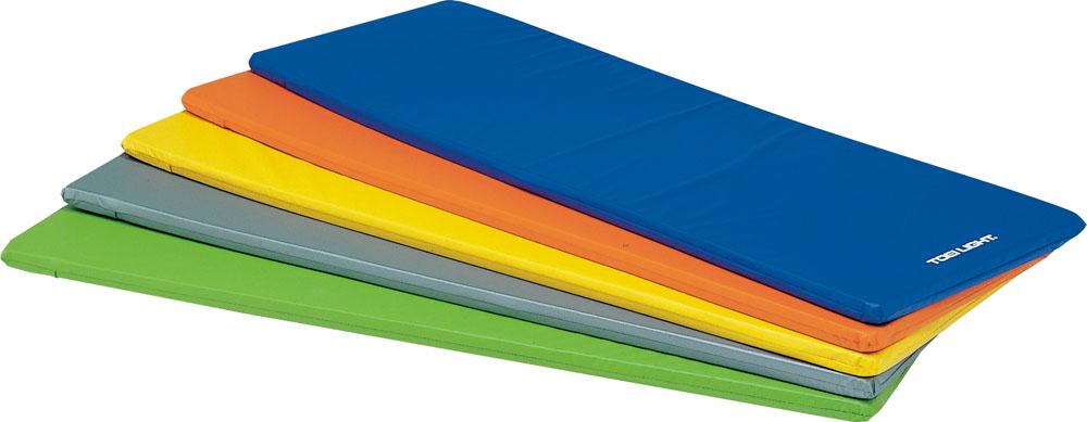 【送料無料】トーエイライト フィットネスマット180DX(青) ブルー TOEILIGHT H7466B 体育器具、用品 体育マット、シート