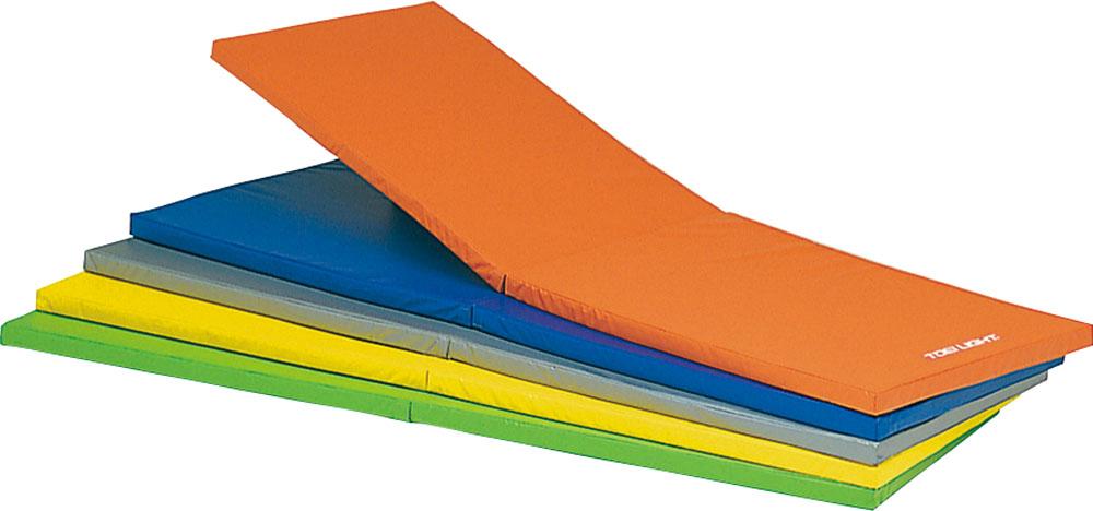【送料無料】トーエイライト フィットネスマットF180DX(オレンジ) オレンジ TOEILIGHT H7468V 体育器具、用品 体育マット、シート
