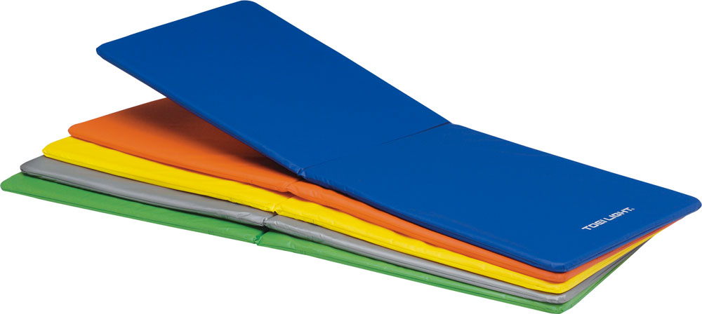 【送料無料】トーエイライト エクササイズマットM180DX(オレンジ) オレンジ TOEILIGHT H7474V 体育器具、用品 体育マット、シート