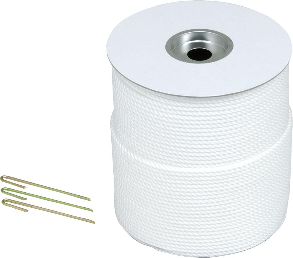 【送料無料】トーエイライト グランドロープ 6×300(4) TOEILIGHT G1582 体育器具、用品 ロープ
