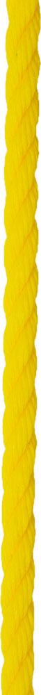 トーエイライト グランドロープ 6×300 イエロー TOEILIGHT G1586Y 体育器具、用品 ロープ