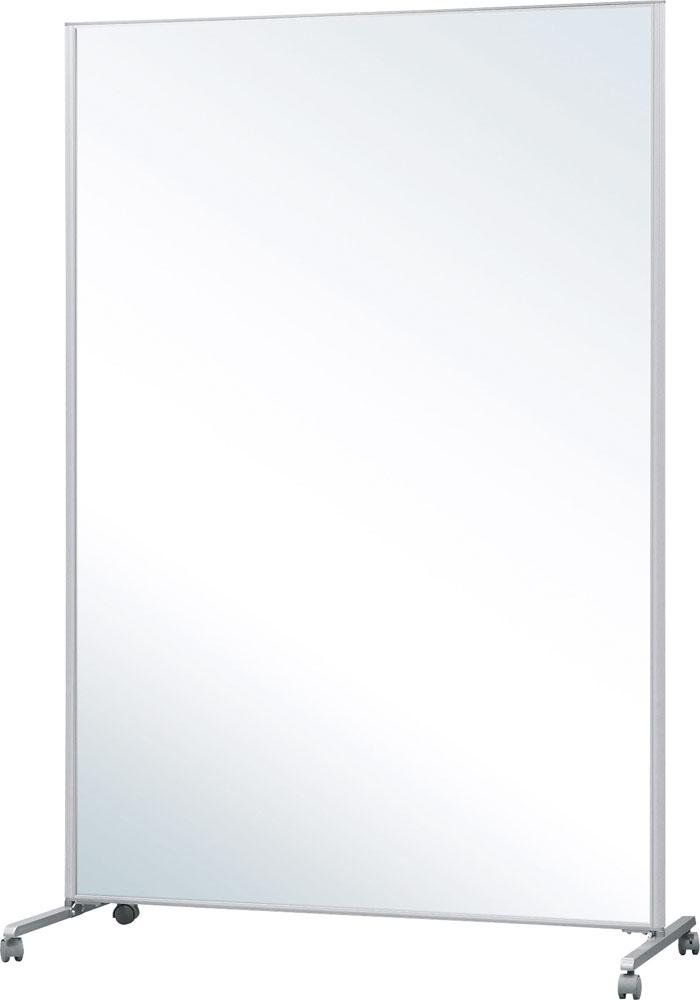 【送料無料】トーエイライト 移動式ガラスミラーW1200 TOEILIGHT T1888 体育器具、用品 その他体育器具