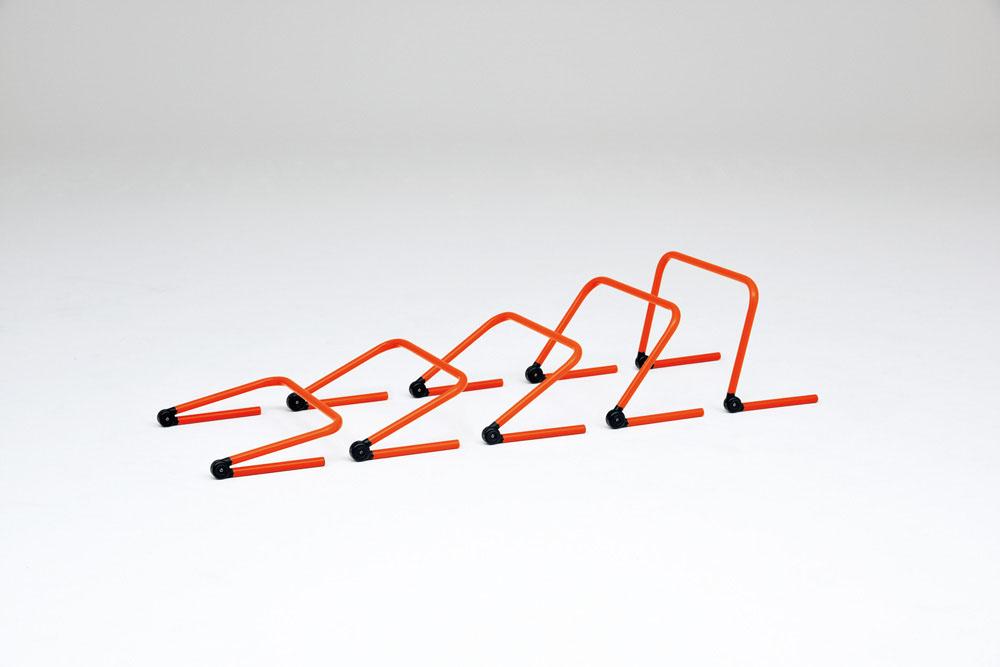 【送料無料】トーエイライト 5段階調節トレーニングハードル TOEILIGHT G1657 体育器具、用品 ハードル