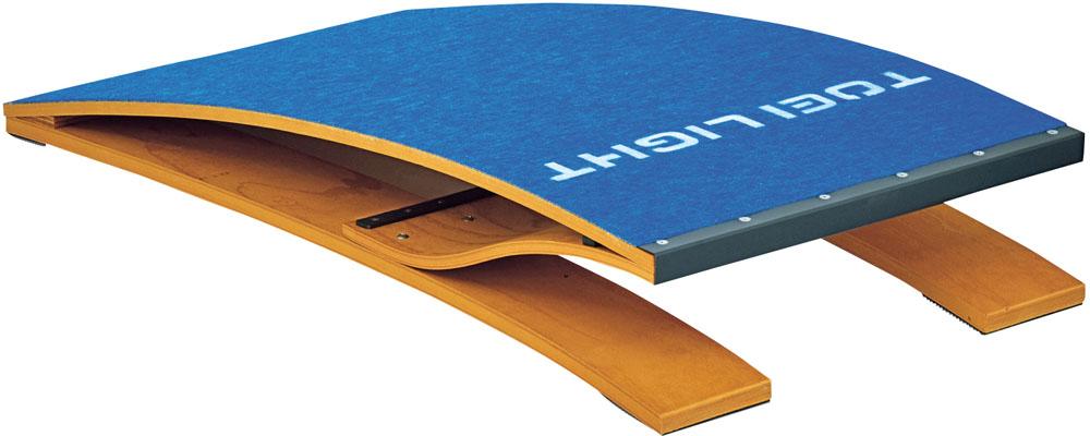 【送料無料】トーエイライト ロイター板120DX2‐1 TOEILIGHT T1884 体育器具、用品 とび箱