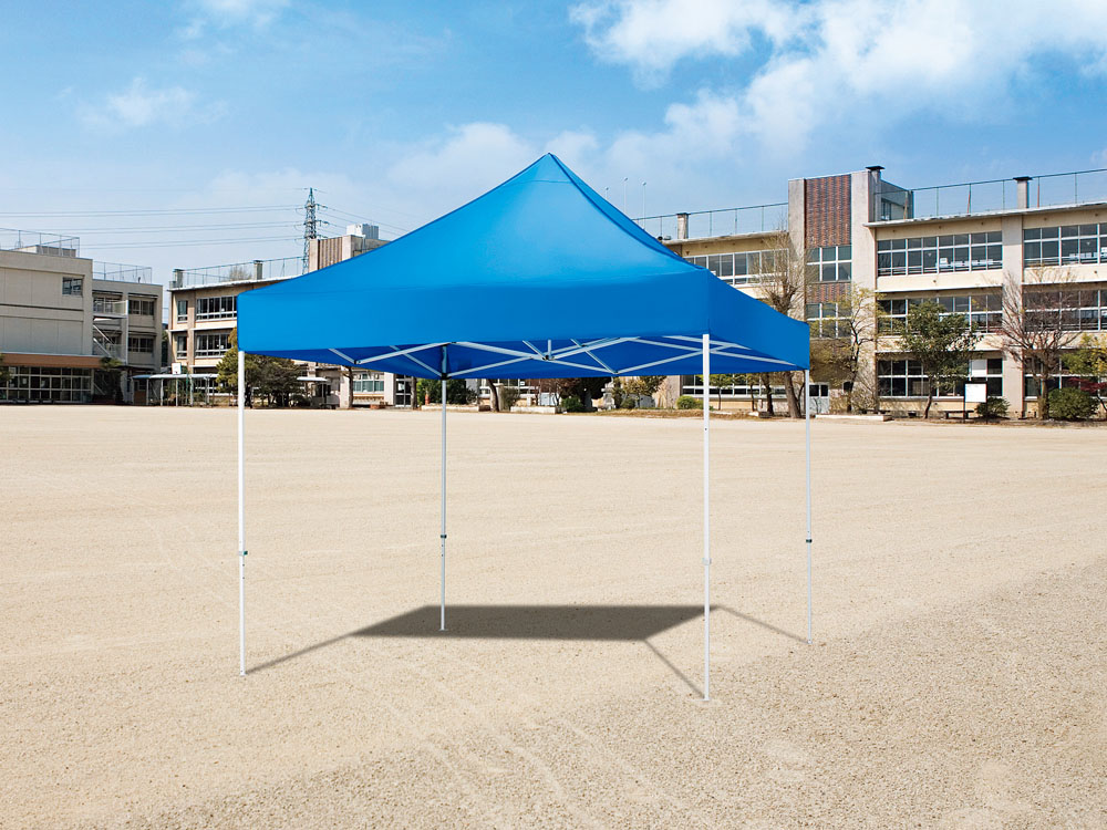 【送料無料】トーエイライト ワンタッチテントDR30‐17 青 ブルー TOEILIGHT G1684B 体育器具、用品 スポーツ安全用品
