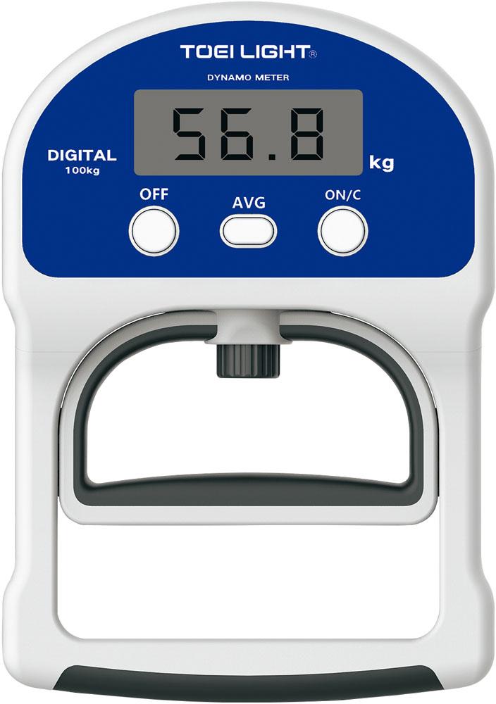 【送料無料】トーエイライト デジタル握力計 TL2 TOEILIGHT T1854 体育器具、用品 測定器 握力計