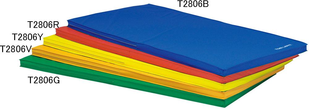 【送料無料】トーエイライト スポーツ軽量ノンスリップマット(緑) グリーン TOEILIGHT T2806G 体育器具、用品 体育マット、シート