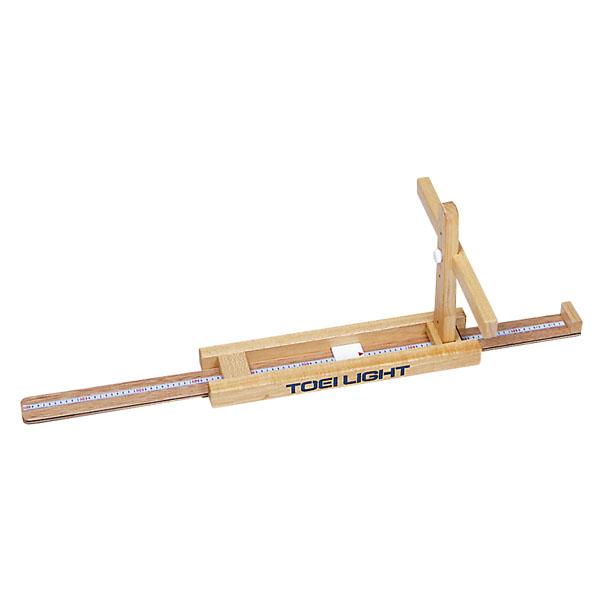 【送料無料】トーエイライト 長座体前屈測定器1 TOEILIGHT T2791 体育器具、用品 測定器 前屈測定器