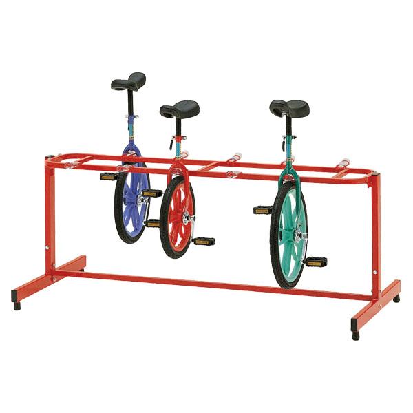 【送料無料】トーエイライト 一輪車ラックSK10 TOEILIGHT T2714 体育器具、用品 その他体育器具