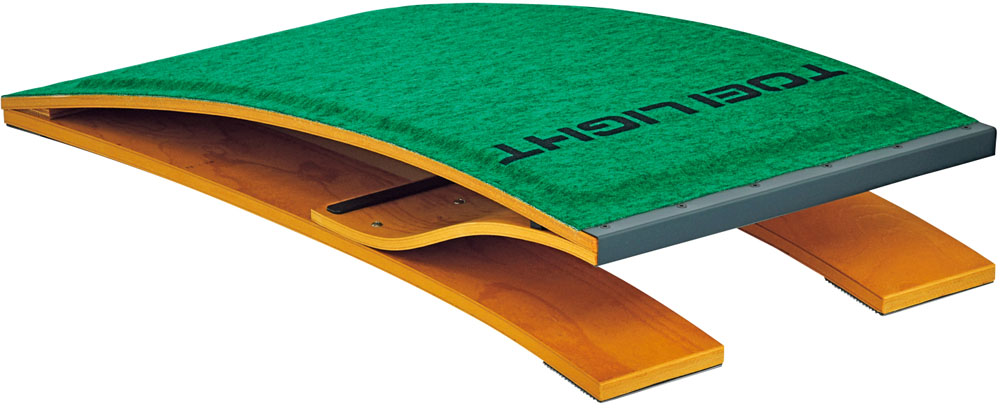 【送料無料】トーエイライト ロイター板120DX2 TOEILIGHT T2721 体育器具、用品 とび箱
