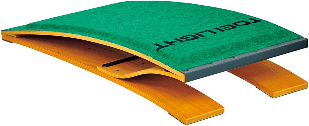 【送料無料】トーエイライト ロイター板120DX3 TOEILIGHT T2722 体育器具、用品 とび箱