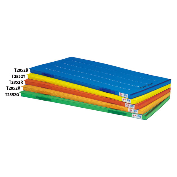 トーエイライト エコカラー合成スポンジマット 連結式・ノンスリップ オレンジ オレンジ TOEILIGHT T2852V