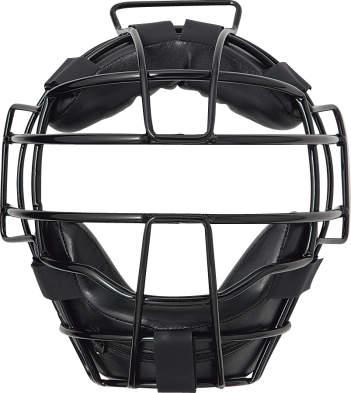 アシックス 硬式用マスク ブラック asicsBB BPM270 90