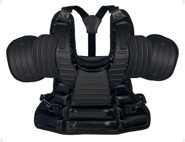 ゼット 硬式野球用インサイドプロテクター ブラック ZETT BLP2385 1900