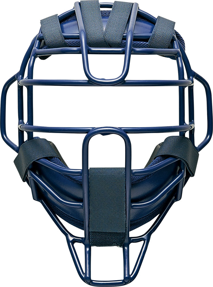 ゼット 【硬式野球用マスク】 プロステイタス(高校野球対応) ネイビー ZETT BLM1266 2900