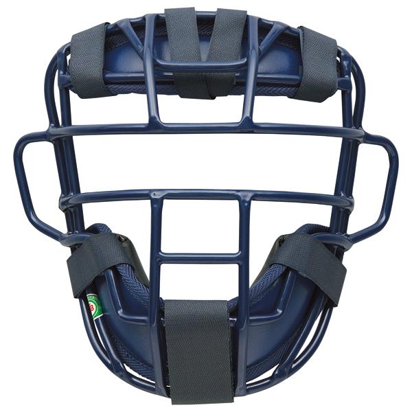 【送料無料】ゼット 大人・中学軟式野球用マスク プロステイタス(SG基準対応) ネイビー ZETT BLM3295A 2900