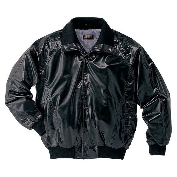 【送料無料】ゼット グラウンドコート ブラック ZETT BOG455 1900