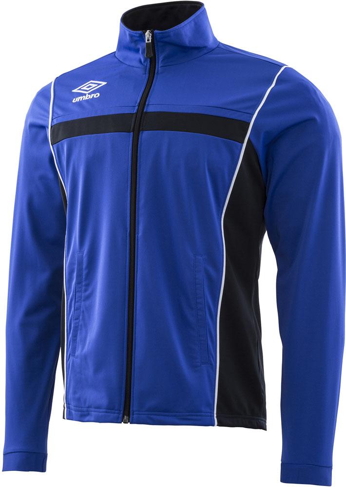 アンブロ ウォームアップジャケット メンズ サッカー・フットサルウェア ブルー UMBRO UAS2550 BLU
