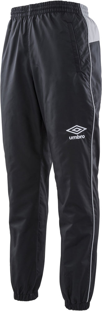 送料無料 アンブロ 誕生日プレゼント おすすめ メンズ サッカー フットサルウェア UMBRO ブラック UAS4660P BLK ウインドアップピステパンツ