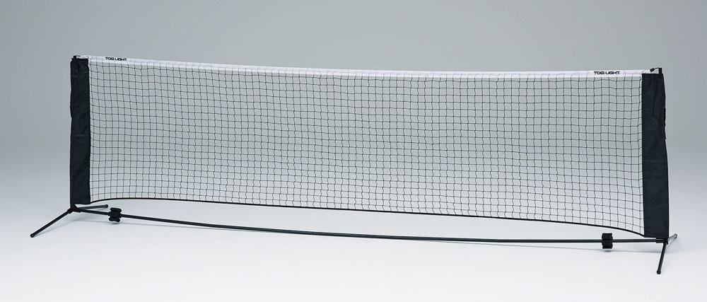 【送料無料】トーエイライト テニストレーニングネット375 TOEILIGHT B2730