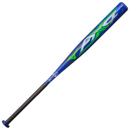 ミズノ ソフトボール用ミズノプロ AX4(FRP製/86cm/平均760g)(3号/ゴムボール用) ネイビー×ブルー Mizuno 1CJFS30786 1427