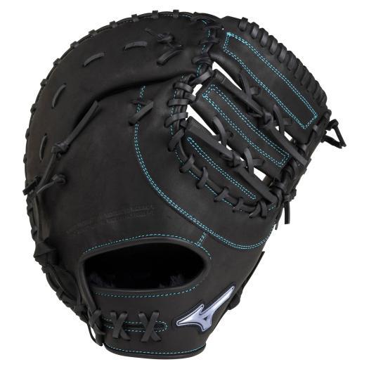【送料無料】ミズノ 軟式用ダイアモンドアビリティ一塁手用/TK型(AXI) ブラック Mizuno 1AJFR22600 09