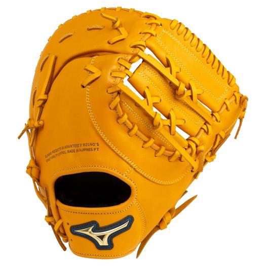 【送料無料】ミズノ 少年軟式用セレクトナイン一塁手用/TK型 ナチュラル Mizuno 1AJFY22700 47